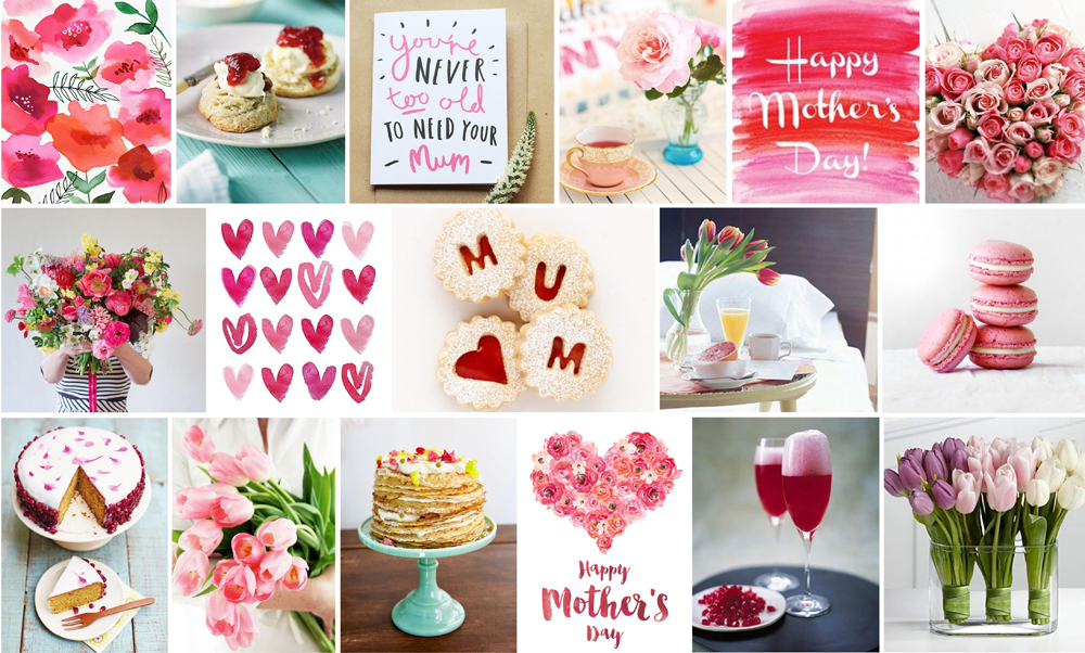 Mother's Day Inspiration