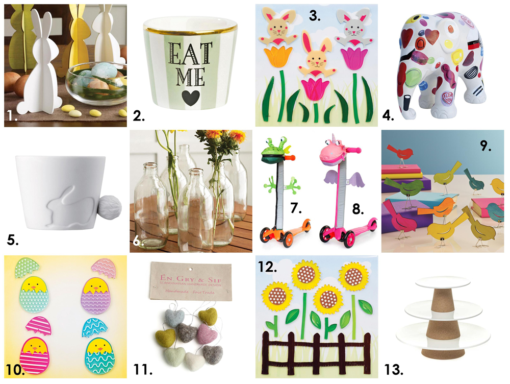 Easter Gift Guide Numbered resized 2