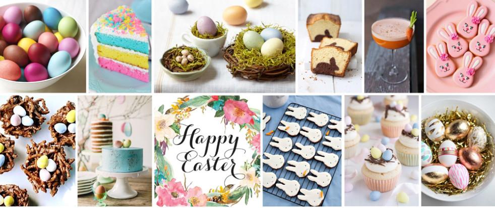 Easter Inspiration banner