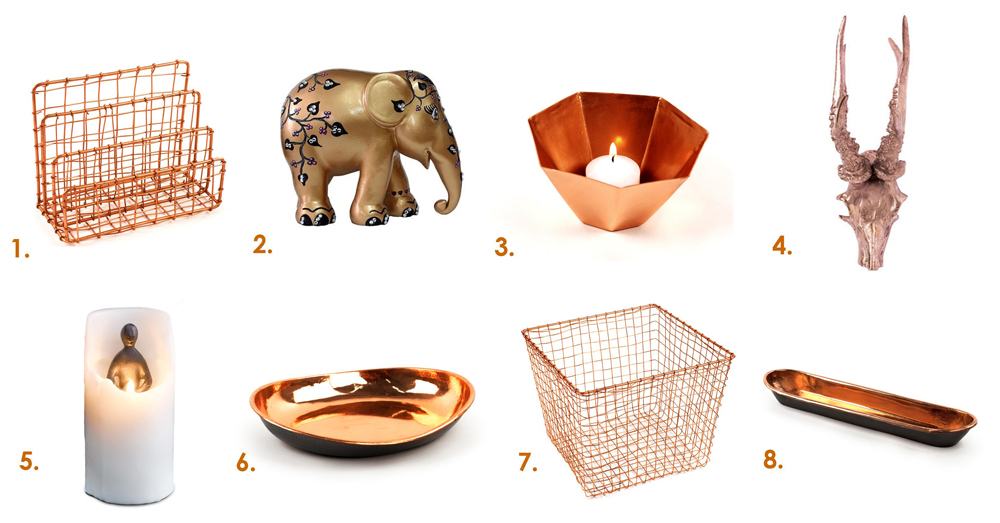 Copper products 2