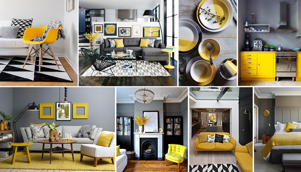 Yellow Inspiration Grey