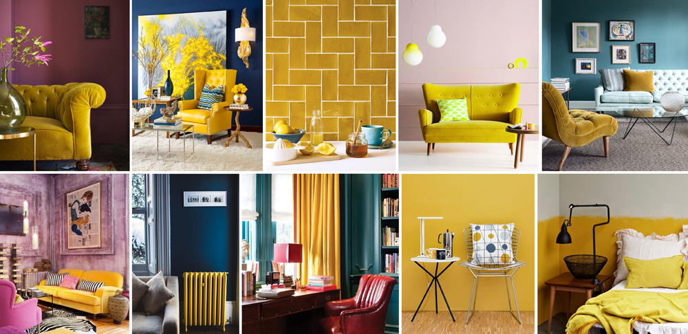 Yellow Inspiration Mustard