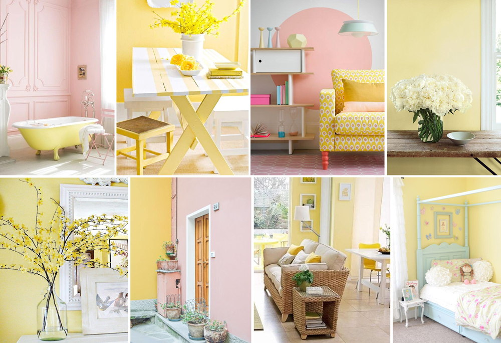 Yellow Inspiration Pastel