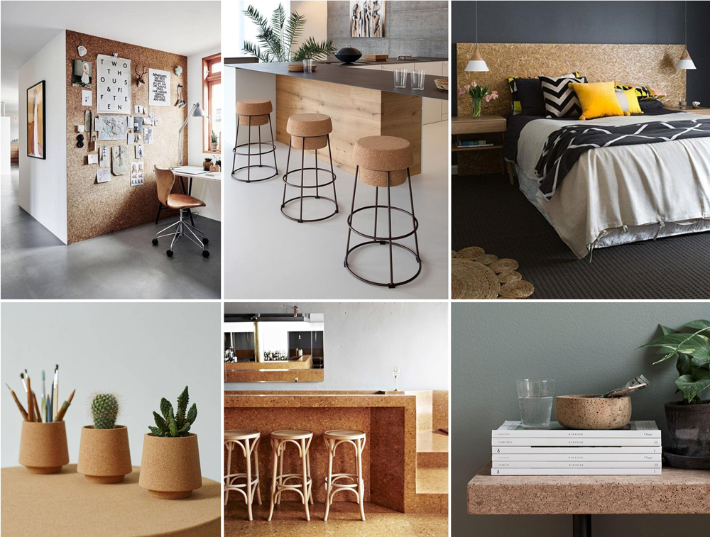 Cork Interiors Inspiration 1