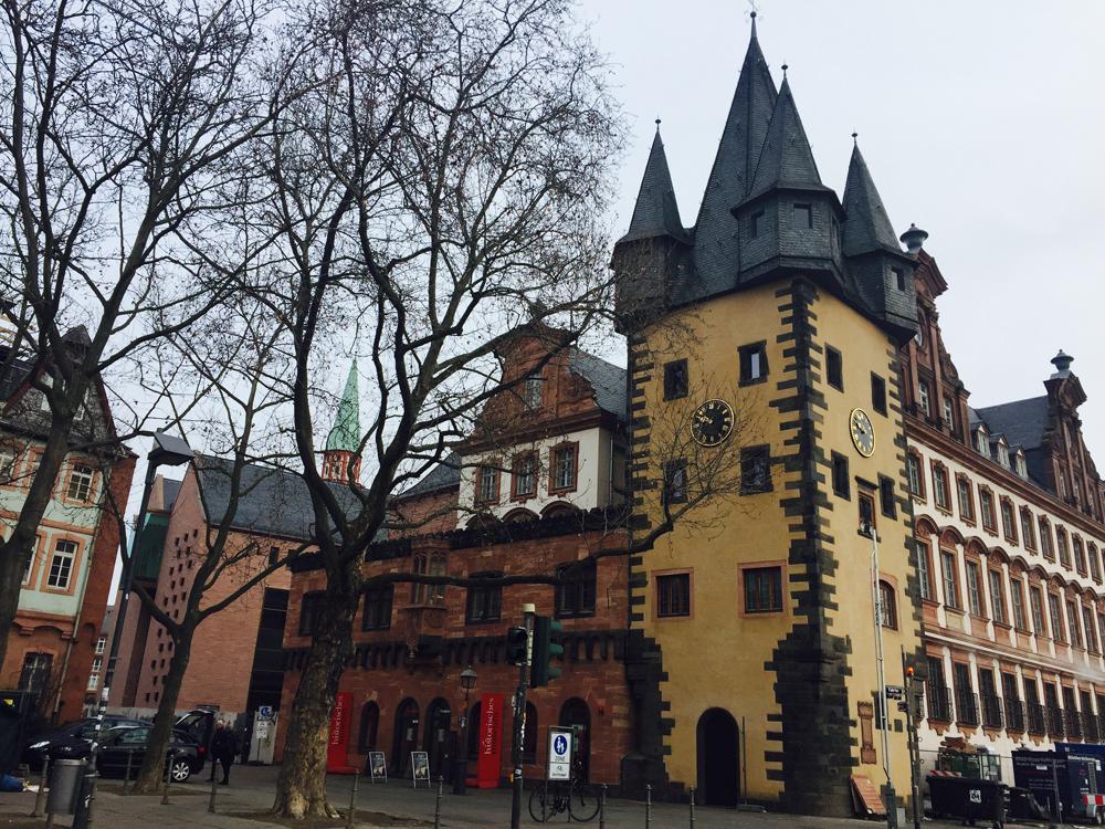 Frankfurt Old Town 2