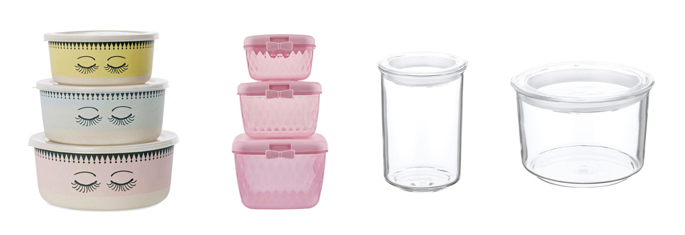 Plastic-Free Food Containers Reusable
