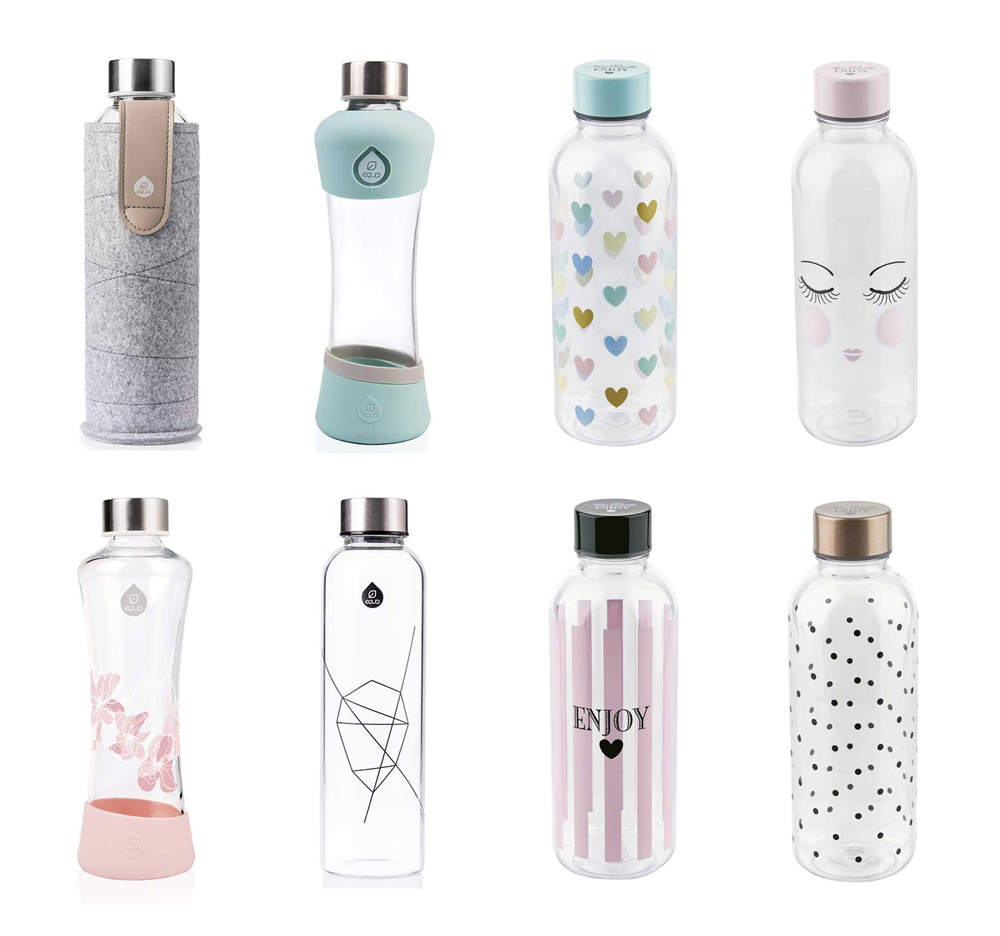 Plastic Free Reusable Water Bottles