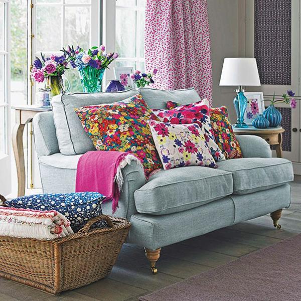 Floral Interiors Inspiration