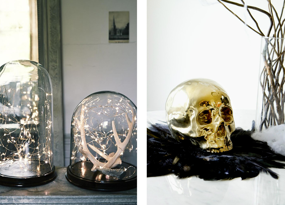 Glam Halloween Decor 1