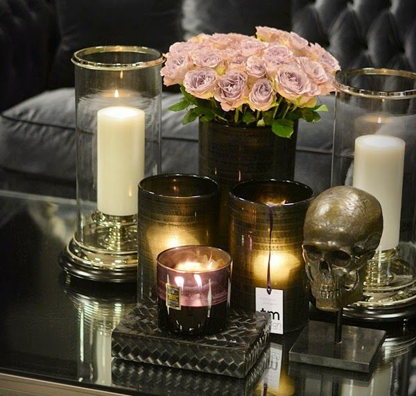 Glam Halloween Decor 3