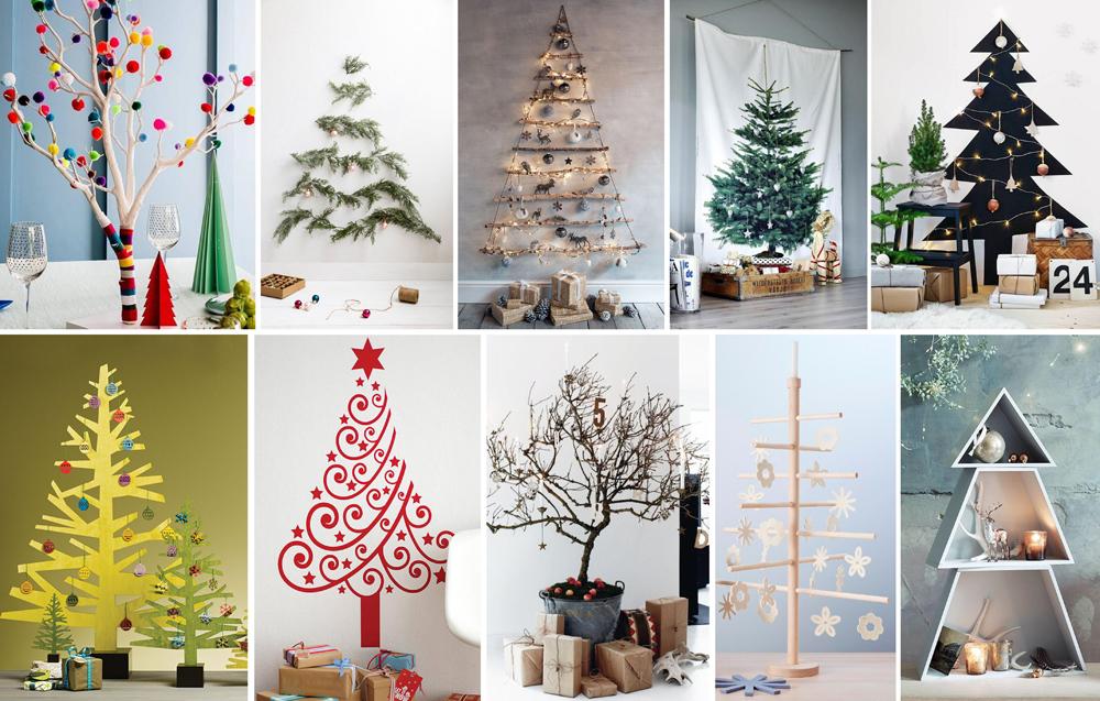 Alternative Christmas Tree Inspiration