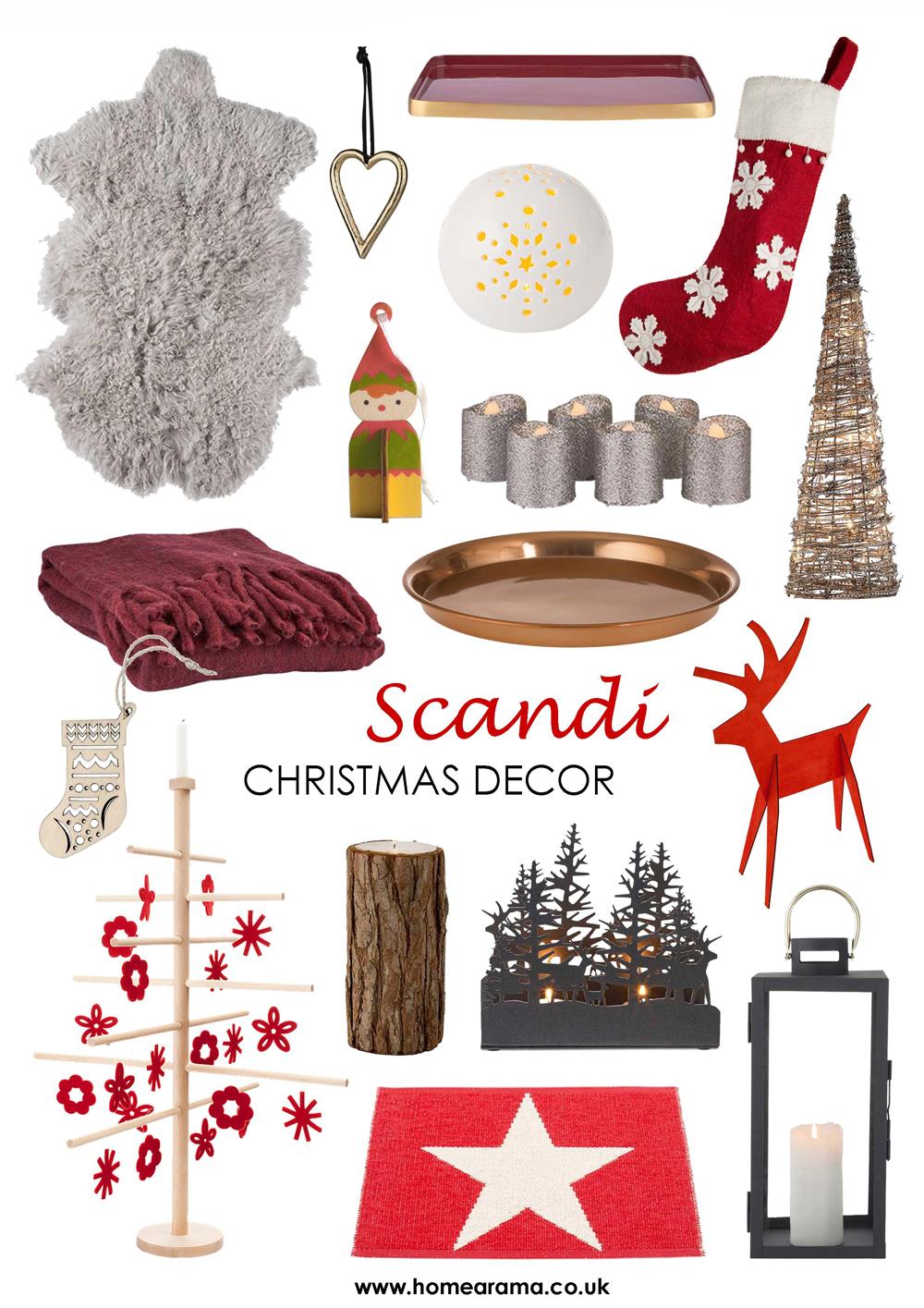 Scandi Christmas Products