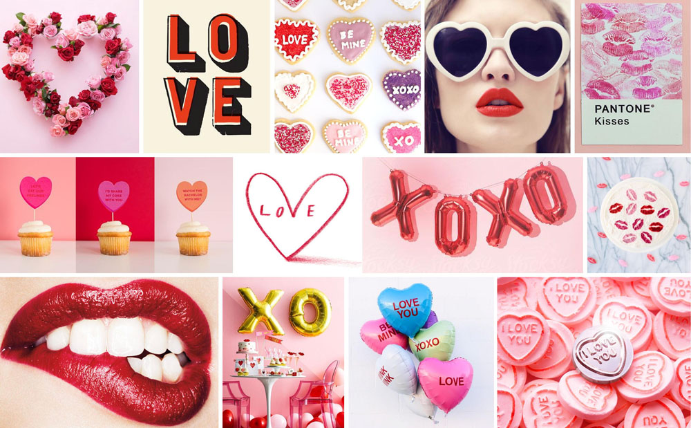 Valentines Inspiration 2018