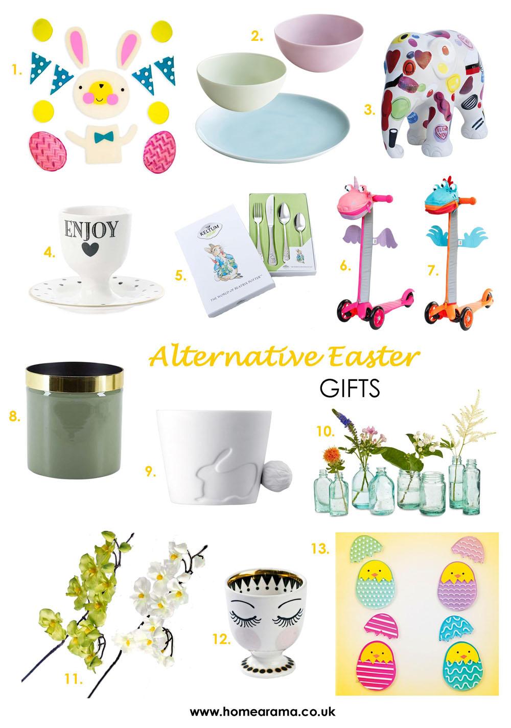 Easter Gift Guide 2018