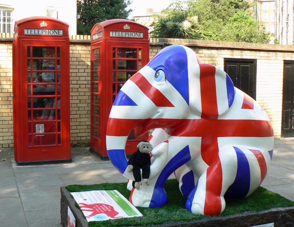 Elephant Parade London 1